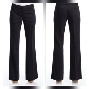 Ellie Tahari Theora pants navy blue size 8